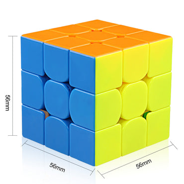 D-FantiX Qiyi Valk 3 M Magnetic 3x3 Speed Cube Stickerless