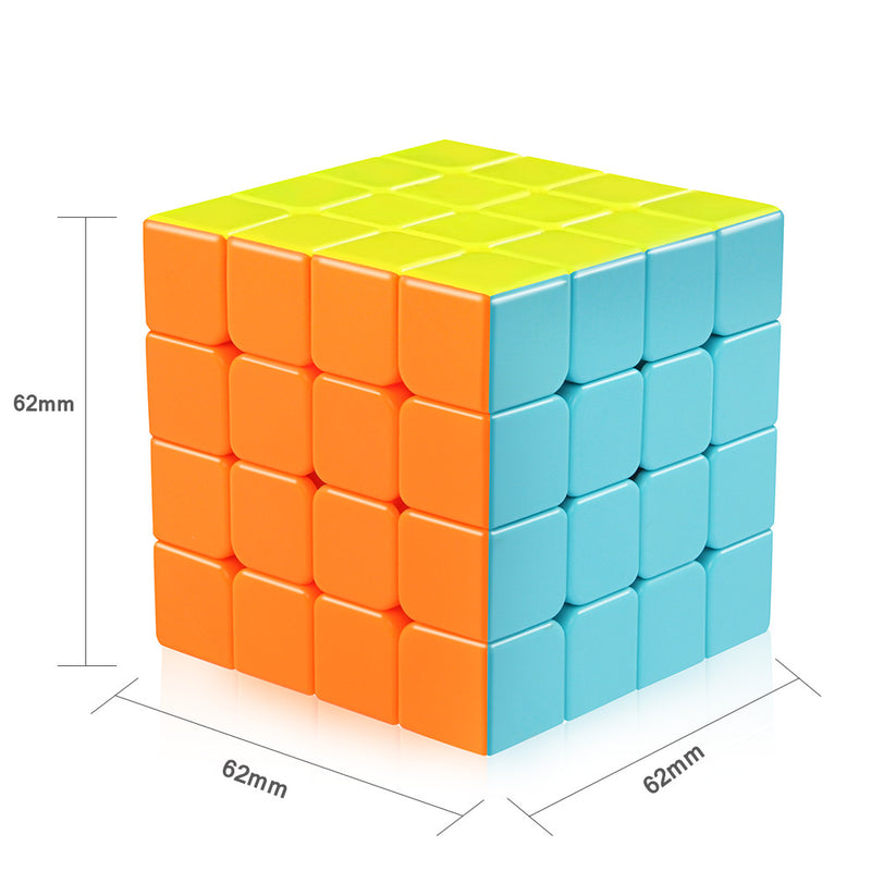 Qiyuan S 4x4 Speed Cube Stickerless 4x4x4