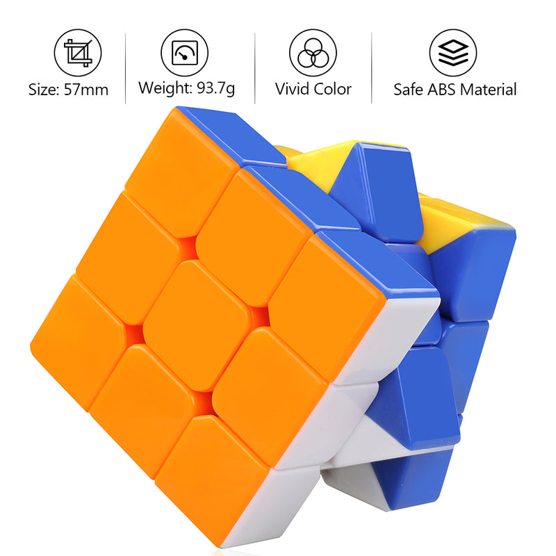 D-FantiX Cyclone Boys 3x3 Speed Cube Stickerless (Xuanfeng Version)