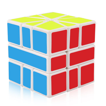 D-FantiX Shengshou SQ-1 Speed Cube 3x3 Stickerless
