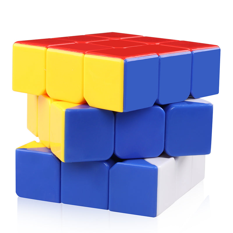 D-FantiX Cyclone Boys 3x3 Speed Cube Stickerless Smooth Magic Cube Puzzles 57mm (Xuanfeng Version)