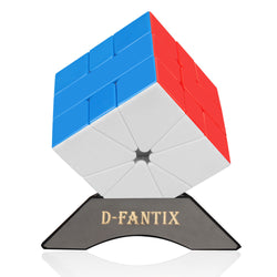 D-FantiX X-Man Volt Square-1 Speed Cube Stickerless SQ-1