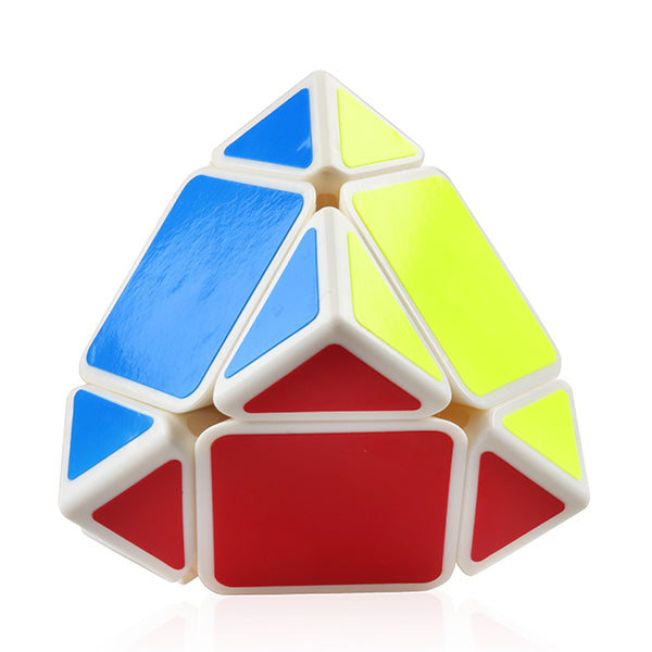 D-FantiX MoFangGe QiYi Skewb  Speed Cube magic toy