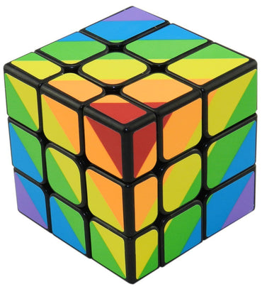 D-FantiX Yongjun Yj Unequal Cube 3x3 Puzzle Toy