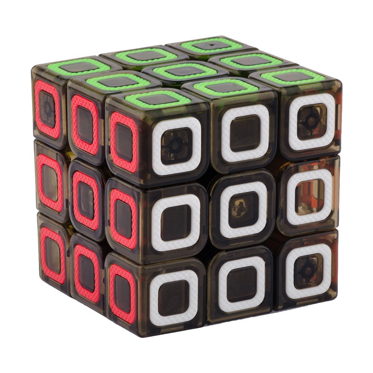 D-FantiX Qiyi Dimension 3x3 Speed Cube