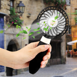 D-FantiX USB Desk Rechargeable Portable Handheld Fan