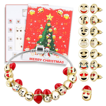 D-FantiX Girls Jewelry Advent Calendar Christmas Countdown Calendar