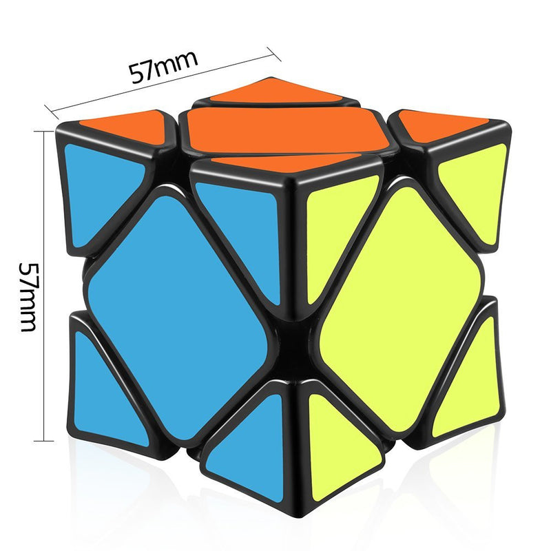 X-MAN Wingy Skewb Magnetic Speed Cube