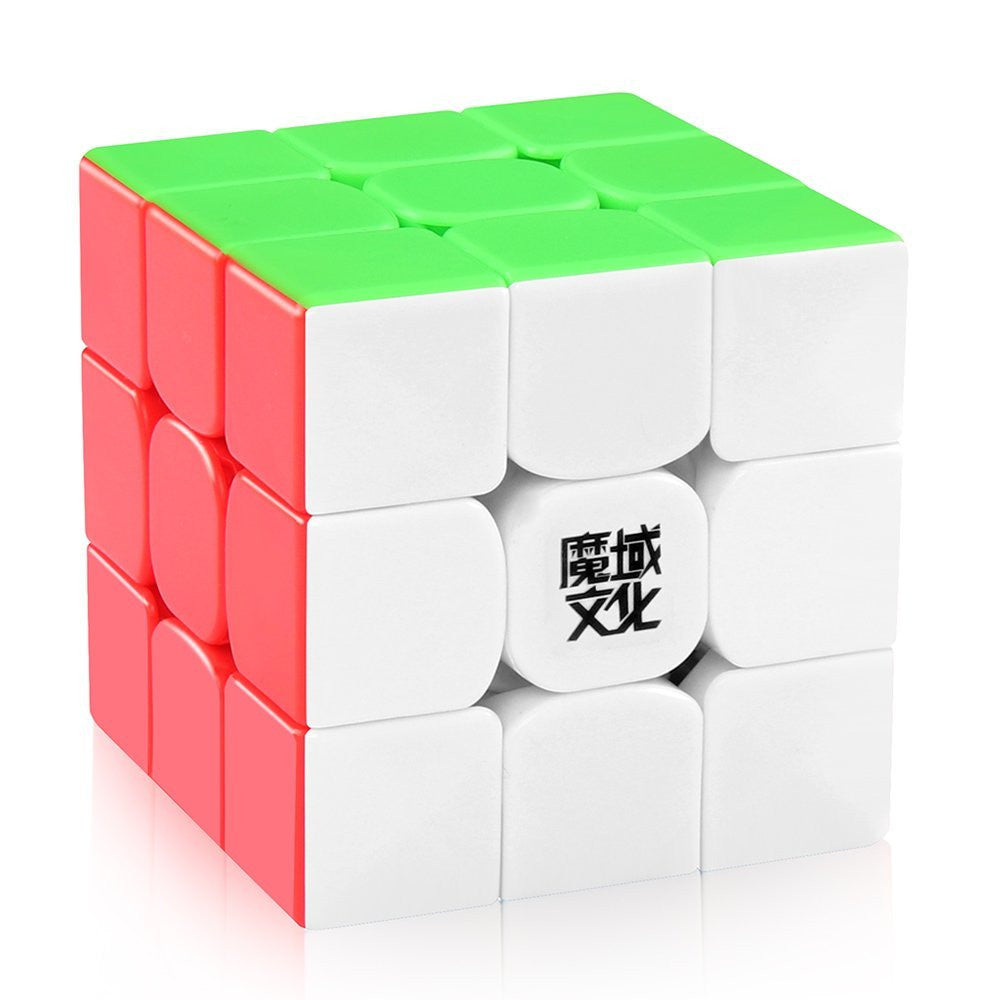 Moyu Weilong GTS2 M Speed Cube 3x3 Stickerless (Ultimate Magnetic)