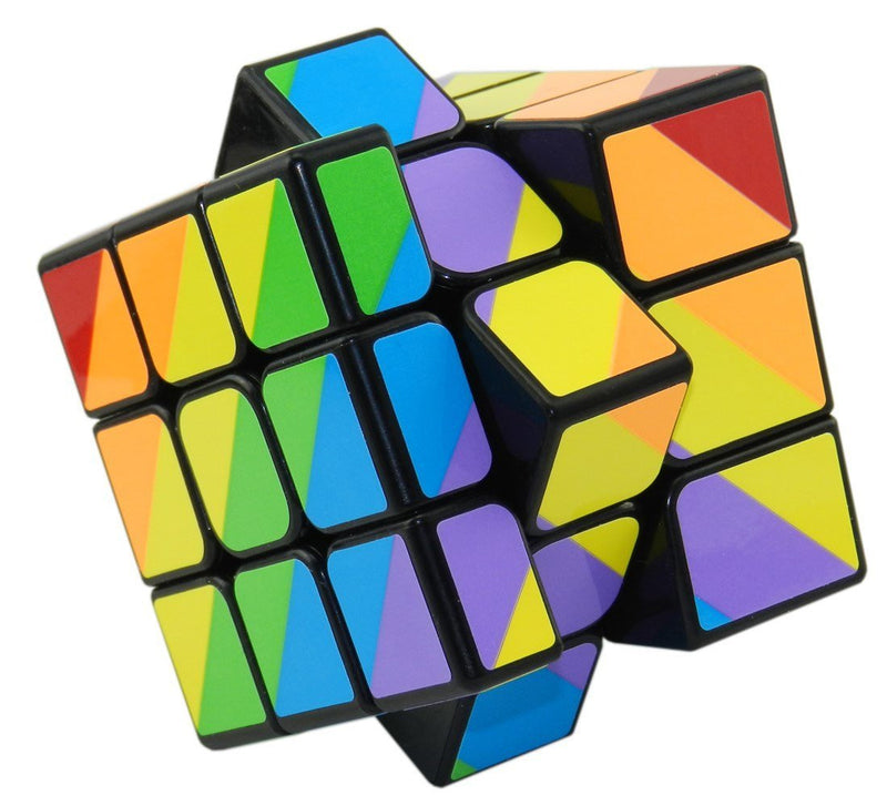 Yongjun Yj Unequal Cube 3x3
