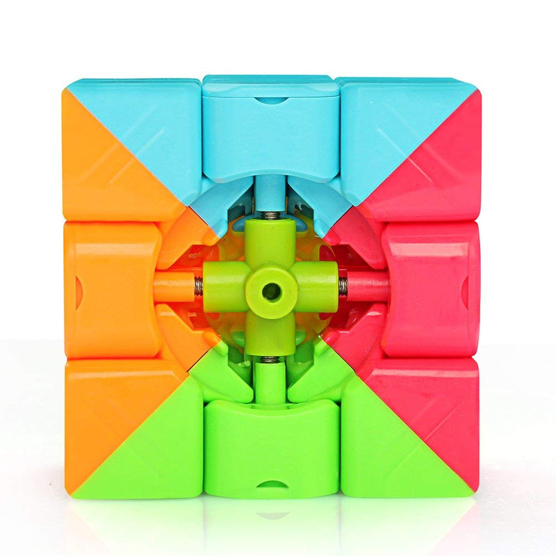 Qiyi Warrior W 3x3 Speed Cube Stickerless