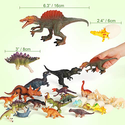 D-FantiX Dinosaur Toys Christmas Advent Calendar for Kids 2020