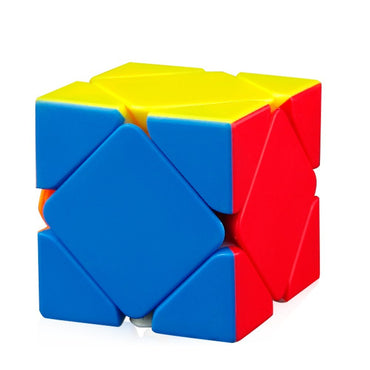 D-Fantix Moyu Magnetic Skewb Cube Stickerless Skewb Speed Cube Shapes Puzzle Toy