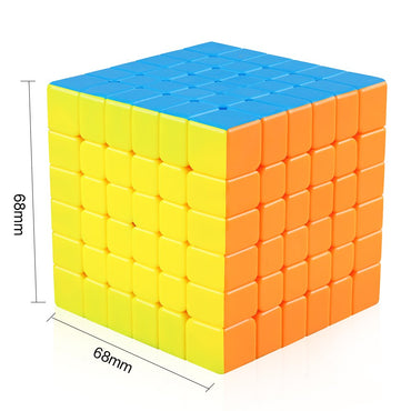 D-FantiX Moyu Cubing Classroom Meilong 6x6 Speed Cube Stickerless