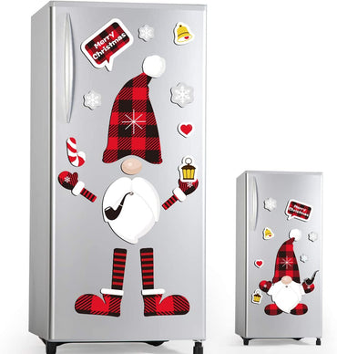 D-FantiX Gnome Refrigerator Magnets Set