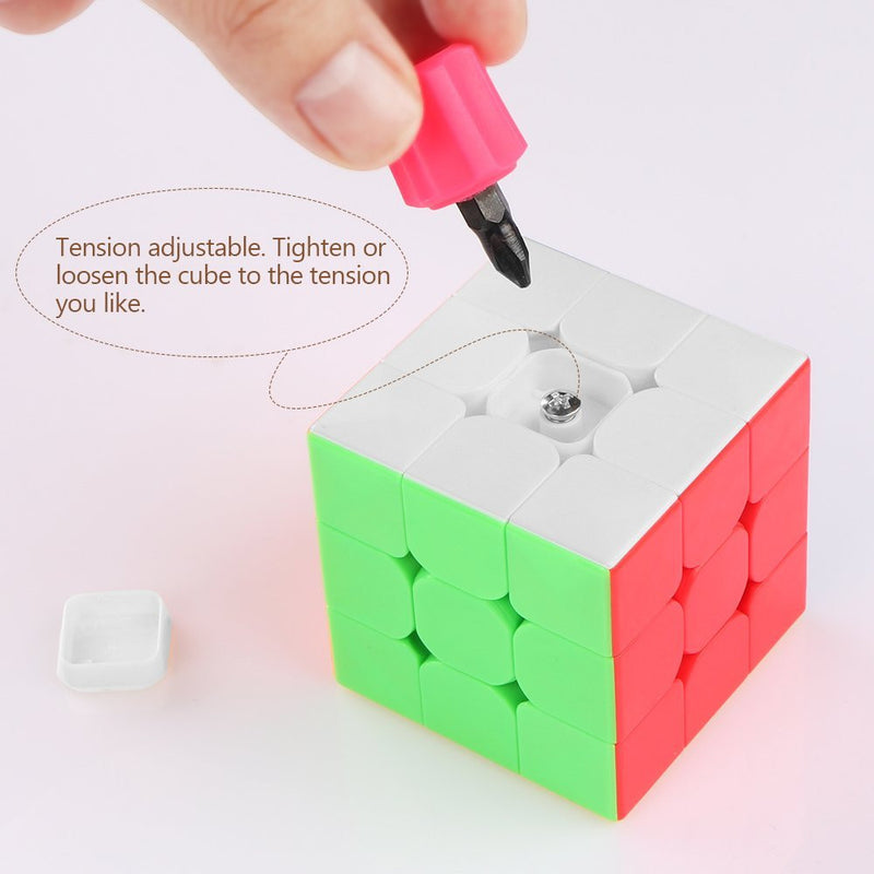 Shang 3x3 Speed Cube Stickerless (Dynasty Series)