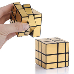D-FantiX Shengshou Mirror 3x3 Speed Unequal Cube