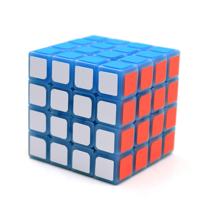 D-FantiX ZCUBE 4x4x4 Magic Cube Glow in the Dark