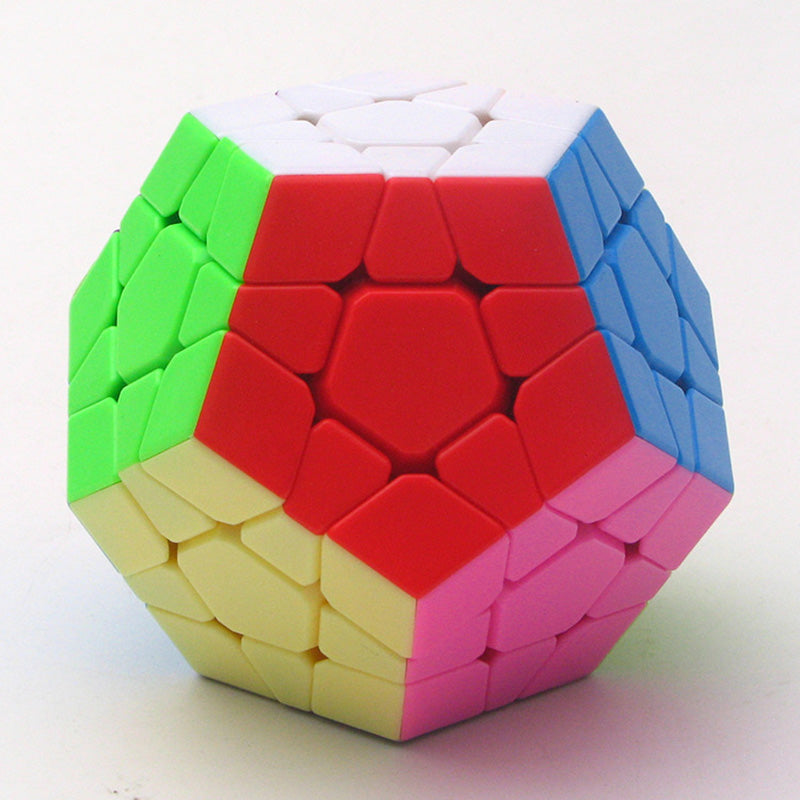 D-FantiX  Z-cube 5pcs /box Colorful Magic Cube Set
