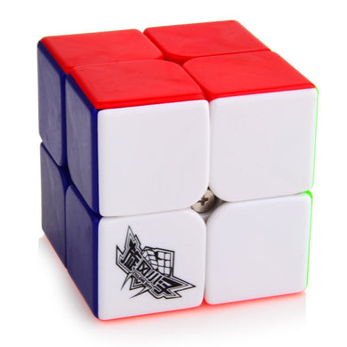 D-FantiX Cyclone Boys 2x2 Speed Cube Stickerless Magic Cube
