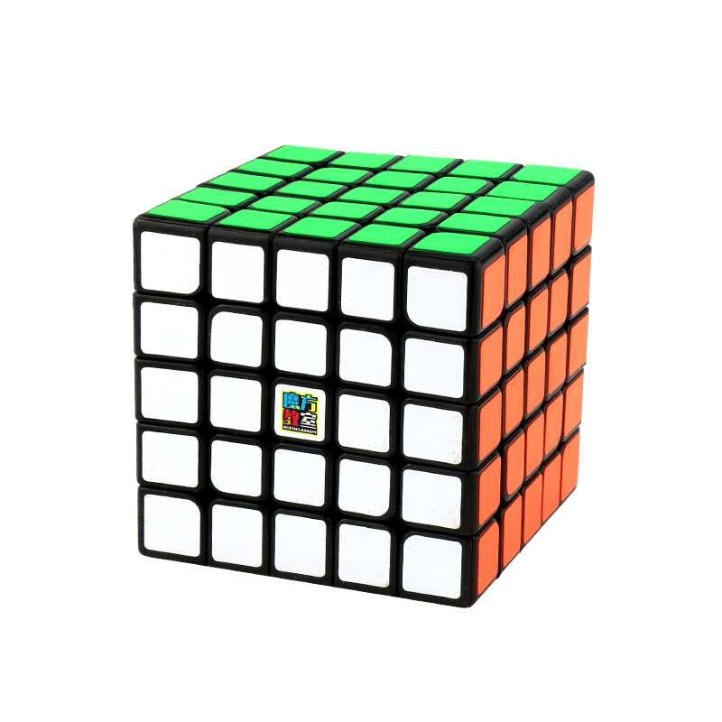 Moyu Mofang Jiaoshi Meilong 5x5 Speed Cube (Black)