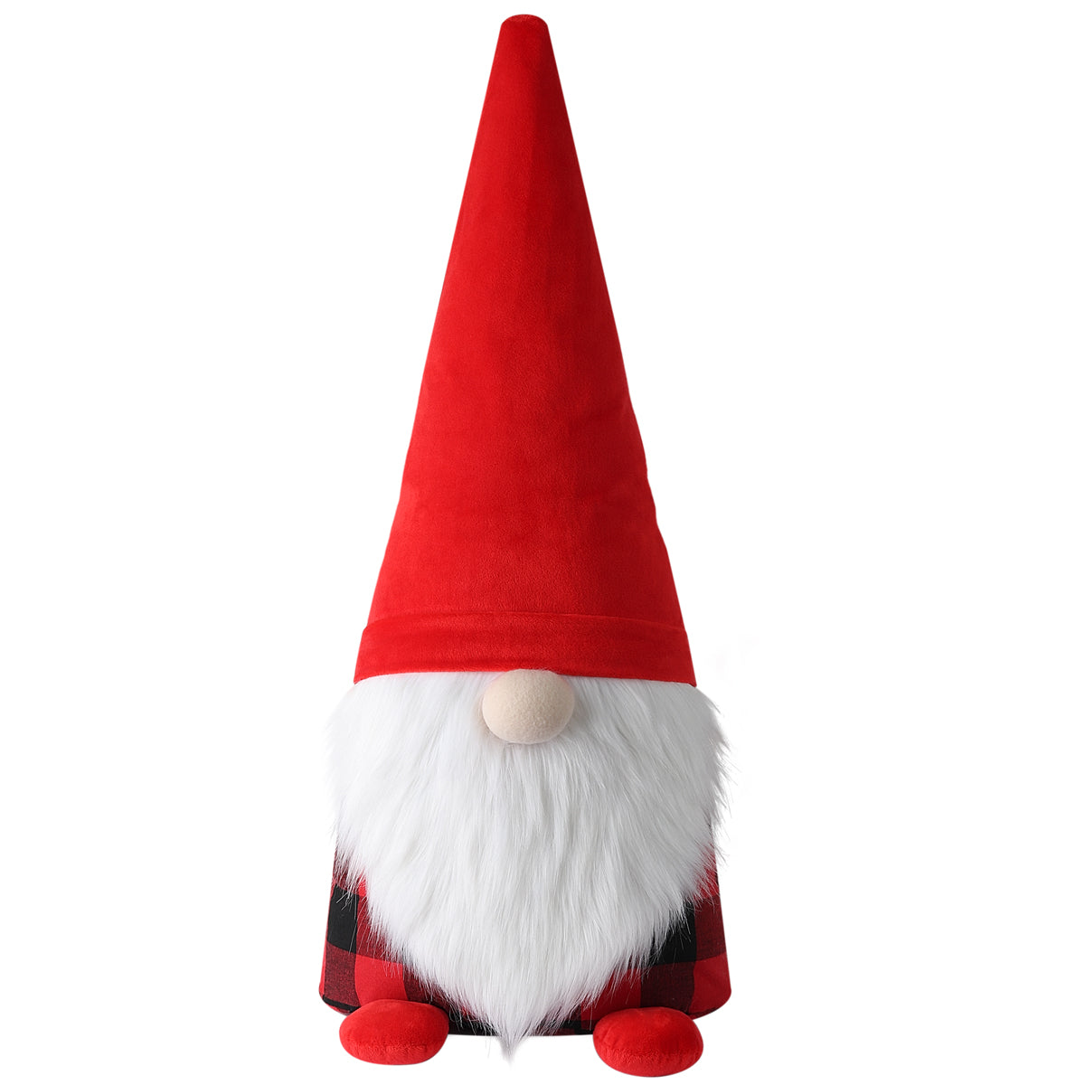 D-FantiX 28 Inch Christmas Gnomes Plush Toy