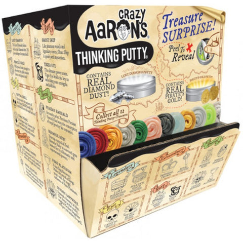 crazy Aarons thinking putty- treasure surprise