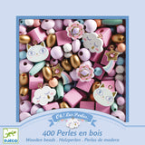450 Wooden Beads - Activity Sets