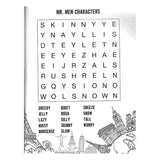 Around the World word search