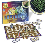 glow in the dark labyrinth game
