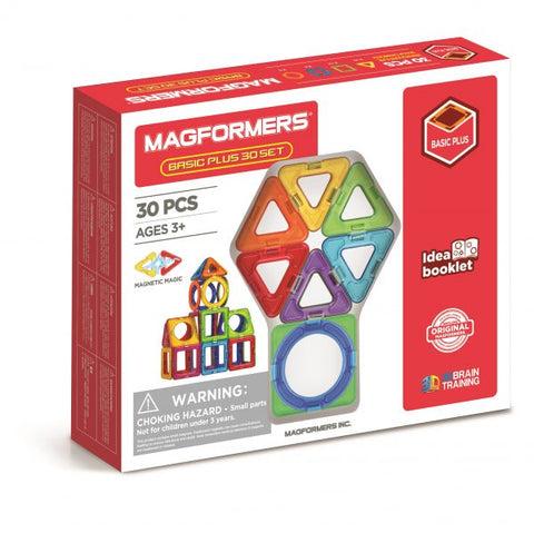 Magformers Basic Plus 30 Set