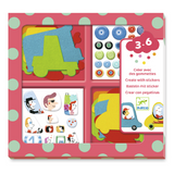 Create with Stickers - Activity Sets