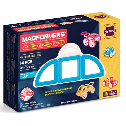 Magformers My First Buggy Car Set 14pcs