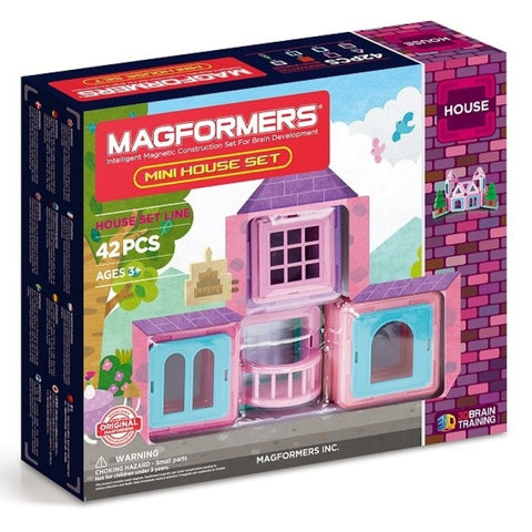Magformers Mini House Set 42 pcs