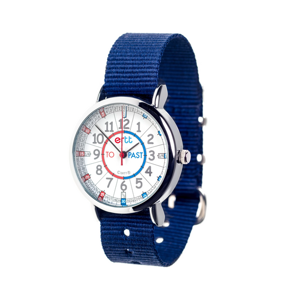 EasyRead Water Resistant Watches - Past + To Series