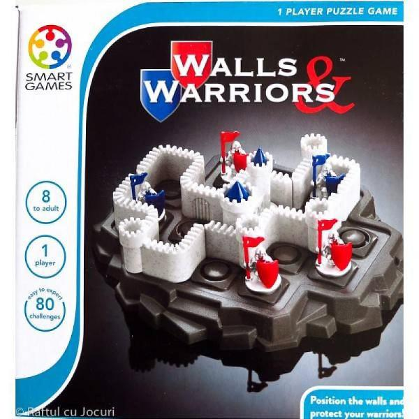 walls and warriors game