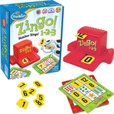 think fun - zingo number bingo