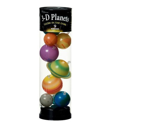3D planets - tube
