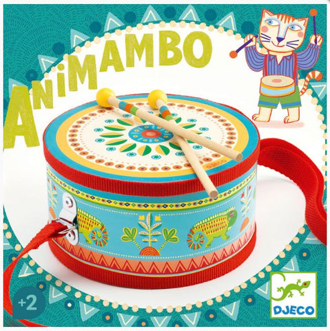 animambo - drum