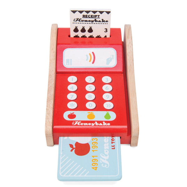 honeybake card machine