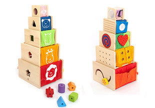 I'm toy - 5 activity stacker