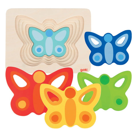 layer butterfly puzzle