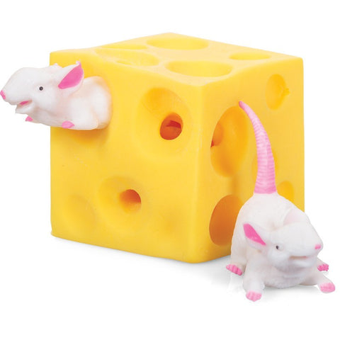 squeeze mouse & cheese
