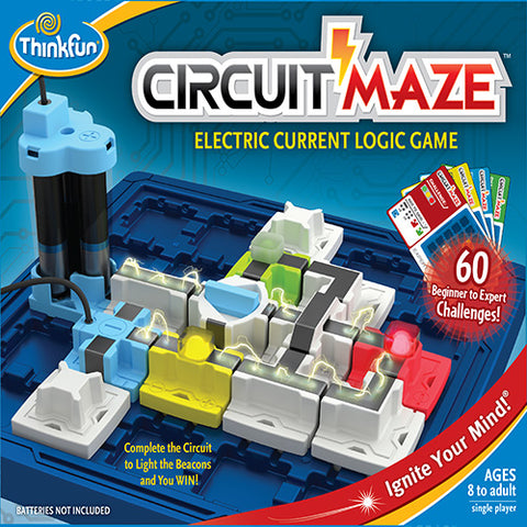 think fun - circuit maze