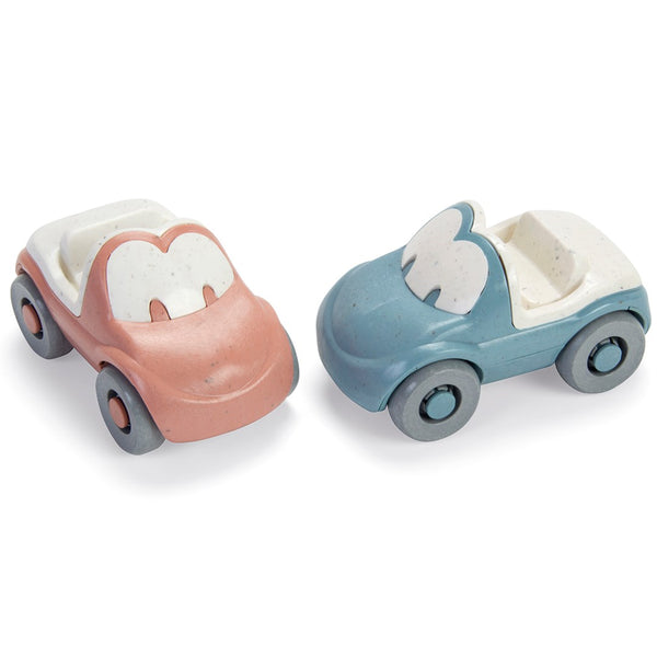 dantoy - bioplastic tiny fun cars