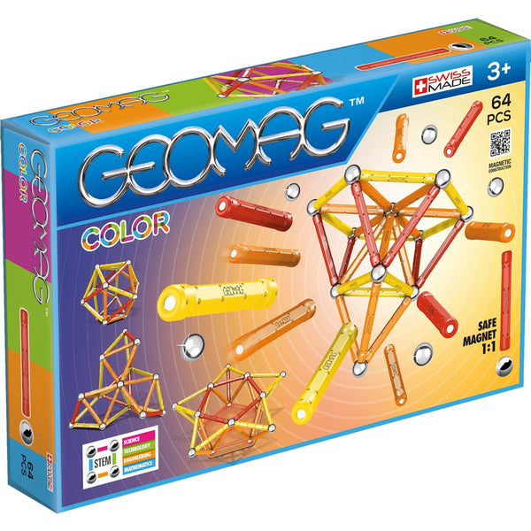 geomag colour - 64pcs