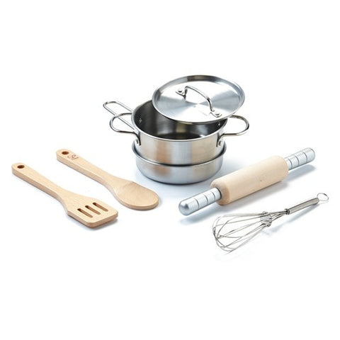 chefs cooking set