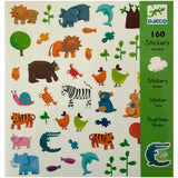 djeco - stickers animals