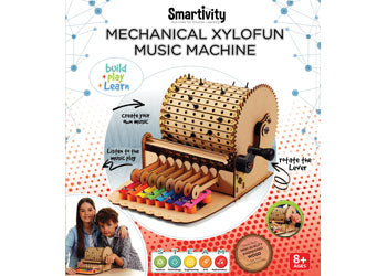 Mechanical Xylofun Music Machine