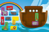 noahs ark - magnetic travel game